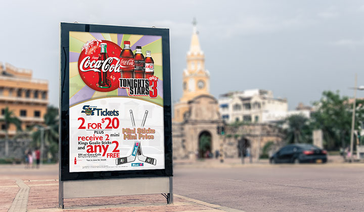 Branding & Marketing Campaign for Coca-Cola