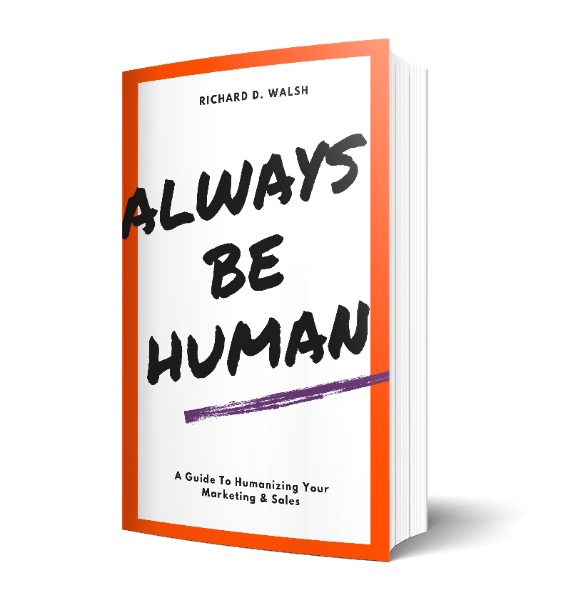 always-be-human-cover